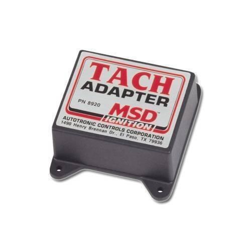 MSD 8913 Distributor Tachometer Driver