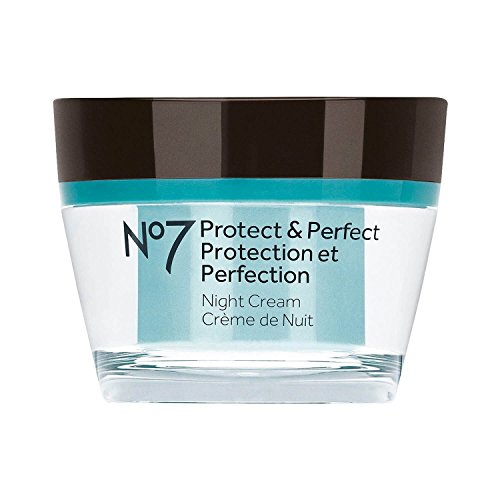Boots No7 Protect & Perfect Intense Night Cream by Boots