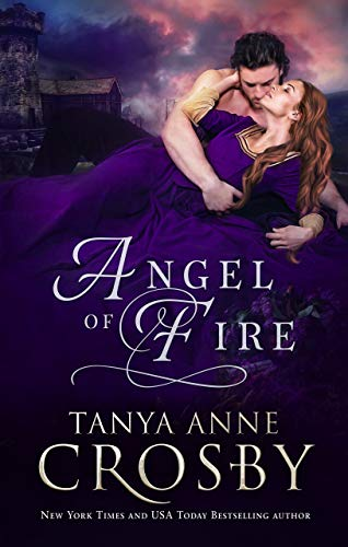 Angel of Fire: A Medieval Romance (Medieval Heroes Book 1)