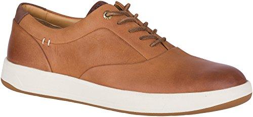 Sperry Top-Sider Men's Gold Richfield CVO Sneaker, Tan Nubuck, 11.5 D(M) US