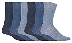 If you suffer from diabetes it is important to wear the correct socks. Therefore, IOMI footnurse have developed a range of mens diabetic socks carefully constructed using the expertise of IOMI technical specialists. HoneyComb top - Carefully moulds t...