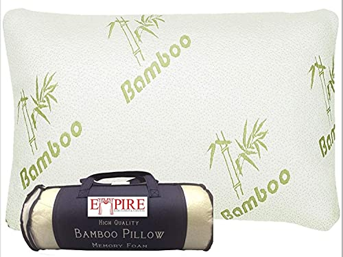 Empire Home Essentials Queen Bamboo Pillow