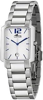 De esLotus Amazon Rectangular Relojes Hombre Pulsera DHE2I9