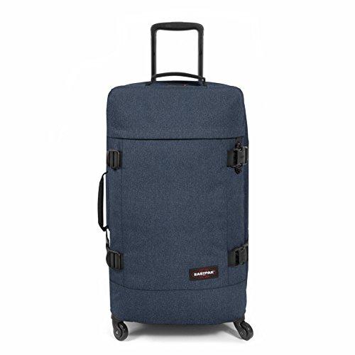 Eastpak Trans4 M Maleta, 70 cm, 68 L, Azul (Double Denim)