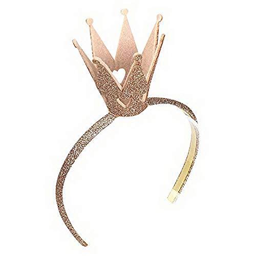 thematys Prinzessin Diadem Kopfschmuck - Haarband für Erwachsene perfektes Accessoire für Fasching, Karneval & Cosplay