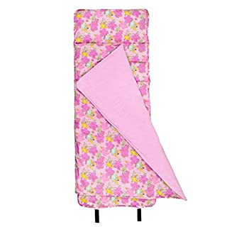 Wildkin Original Nap Mat with Pillow for Toddler Boys and Girls, Measures 50 x 20 x 1.5 Inches Ideal for Daycare and Preschool, Mom's Choice Award Winner, BPA-Free, Olive Kids (Fairies) (B0013E23PM) | Amazon price tracker / tracking, Amazon price history charts, Amazon price watches, Amazon price drop alerts