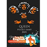 Queen Pocket Diary 2021: A Queen fact every day of the year! (The Tune Into English Diaries)