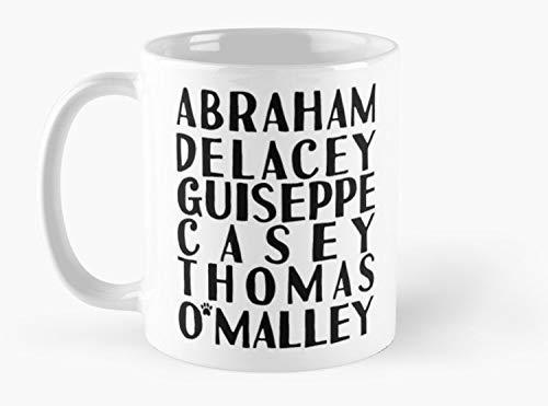 N\A Thomas O 'Malley - Taza de los Aristogatos, Taza estándar Taza Taza de café Taza de té - Taza de café Impresa 11 oz - Ideas Amigos/compañeros de Trabajo