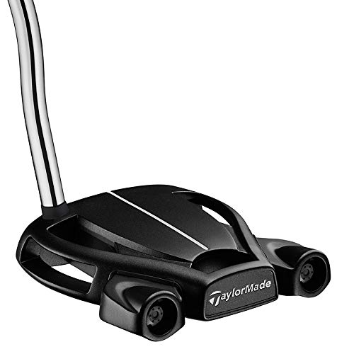 Spider Tour Black Putter, Double Bend, Right Hand, 34 in