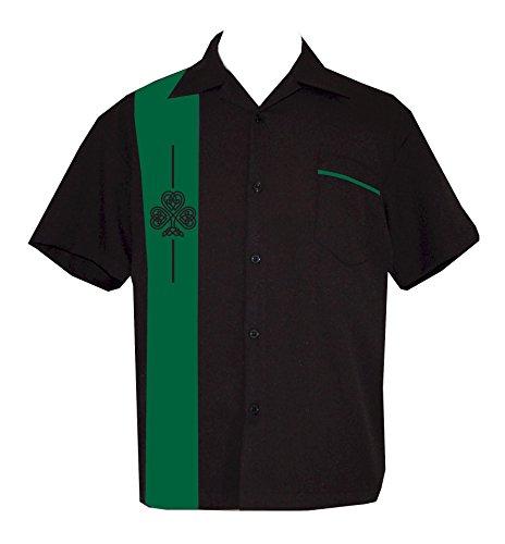 BeRetro Men's Celtic Retro Shirt - X-Large