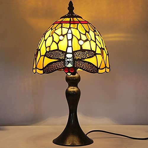Gifts FVDS 8 Inch Vintage Style Table American Lamp Bedside New products world's highest quality popular Cou