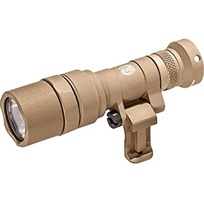SureFire Mini Scout Light Pro Compact LED WeaponLight, Tan (M340C-TN-PRO)