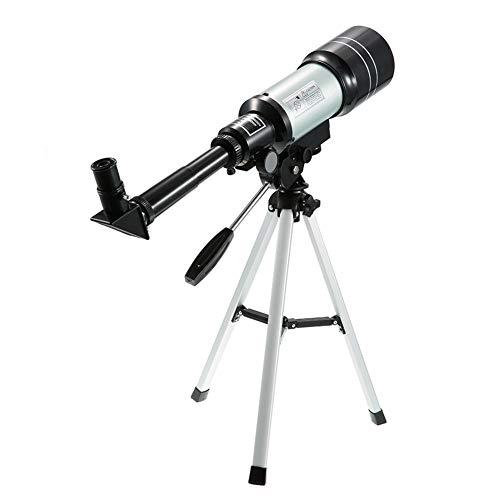Asolym Telescopio Telescopio Astronómico Profesional Telescopio Reflector Trípode Portátil Súper Ligero Refractor...
