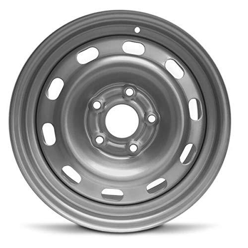 Dodge Ram 1500 Truck 17 Inch 5 Lug Steel Rim/17x7 5-139.7 Silver Steel Wheel