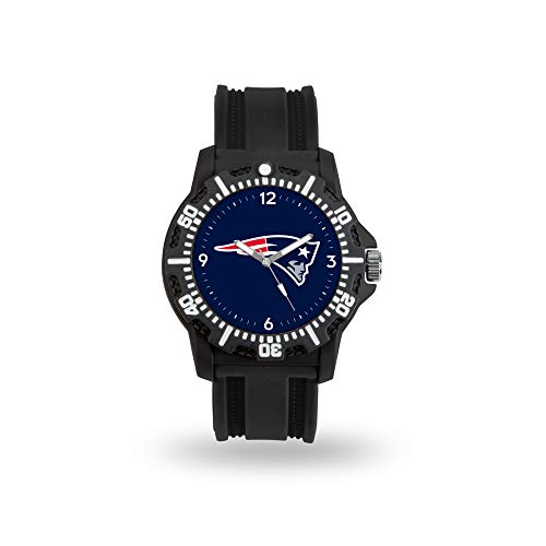 NFL Rico Industries Model Three Watch, New England Patriots
