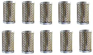 10 PCS BRAND NEW ROYAL ENFIELD OIL CLEANER FILTER ELEMENT ELECTRA 500613
