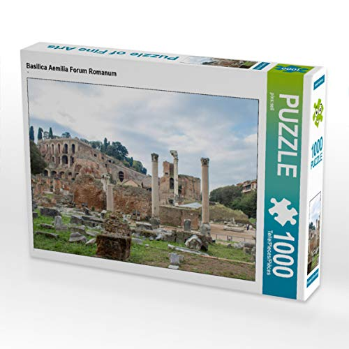 CALVENDO Puzzle Basilica Aemilia Forum Romanum 1000 Teile Lege-Größe 64 x 48 cm Foto-Puzzle Bild von Fabian Junge
