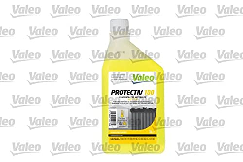 Coolant Concentrate Maintenance 1L Protectiv 100 Yellow Car