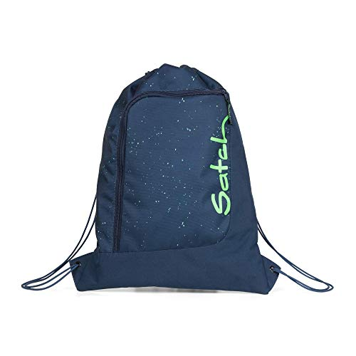 Satch Sportbeutel Space Race, 12l, Blau