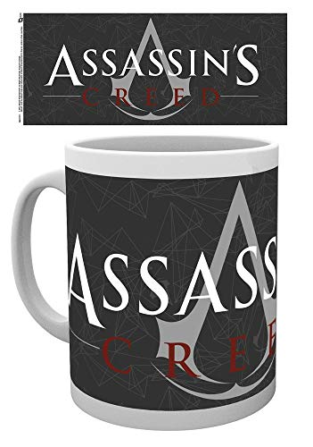 GB eye Ltd, Assassins Creed, Logo, Mug, Bois, Divers, 15 x 10 x 9 cm