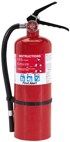 First Alert HOME2 Home Fire Extinguisher Ul Rated 2-A:10-B:C Fe2A10Gr
