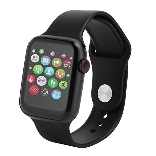 Shipenophy Step Count - Reloj deportivo multideportivo con función de frecuencia cardíaca, pulsera inteligente para exteriores