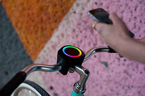SmartHalo - Bike Smarter | Smart Bike Accessory Cycling Computer With Light, GPS & Navigation,...