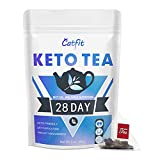 Keto Detox Tea for Weight Loss, Belly Fat and Colon...