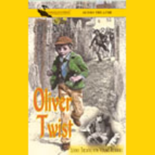 Oliver Twist (Dramatized) Titelbild