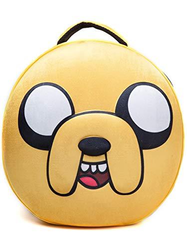 Adventure Time Runder Rucksack Gelb
