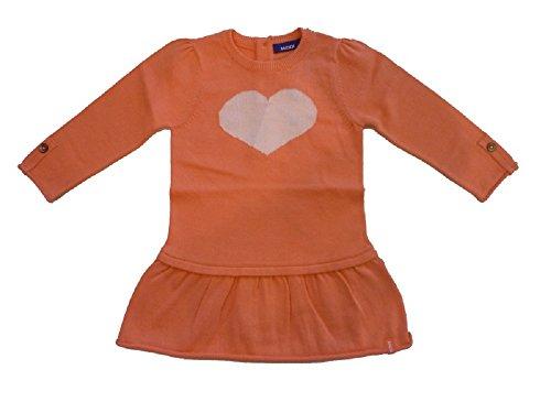 Mexx - Kinder Strick-Kleid Sugar Coral Gr. 74-92 86