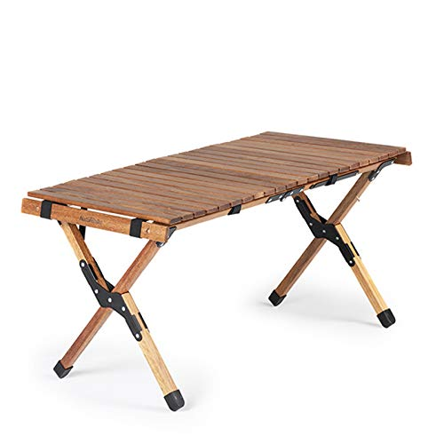 FACAI Folding Table Duty Trestle Table Foldable Indoor and Outdoor for Outdoor, Picnic, Cooking, Beach, Hiking, Fishing,Camping Garden Kitchen Catering Party Market Event,A