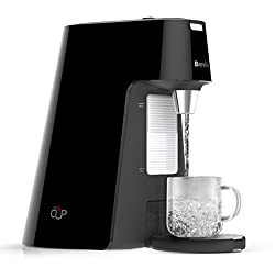 Dispenses one cup of boiling water at the touch of a button, so you only boil what you need One-touch operation with hinged lid for easy filling: perfect for those that cannot lift a heavy kettle Manual stop option for full control and Non-slip feet ...