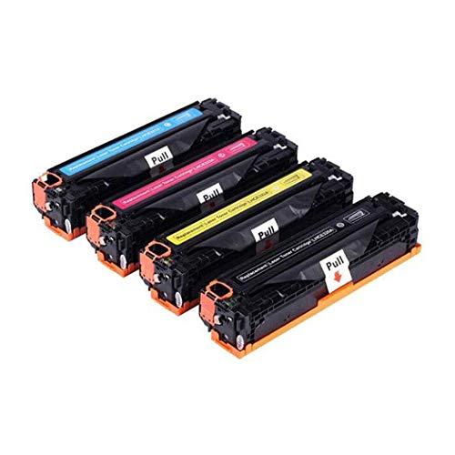 High Performance ArtCE410A CE411A CE412A CE413A Modelo original Compatible con HP CE410A CE411 CE418 CE411 CARTUCHO DE TONER HP PRO 300/400 / M351 / M451 / MFP M375 4colors
