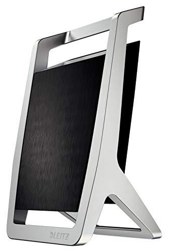 Leitz 52550094 Style Stifteköcher, satin/schwarz