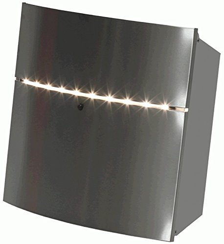Hygiëne-shop Top-Select brievenbus met LED-verlichting