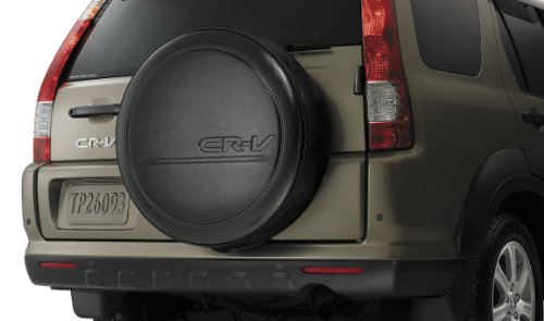 Car Styling SUV Spare Tire Cover 15 Inch PVC 15 Spare Wheel Cover Suitable For Compatible Honda CR-V 27-30
