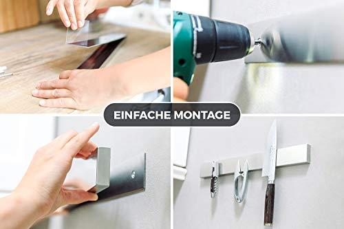 Chefarone Messer Magnetleiste - 6