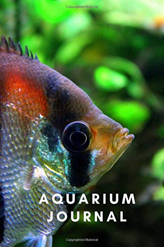Image OfAquarium Journal: The Perfect Journal For Your Fish Aquarium