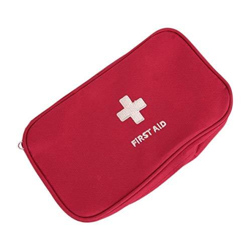 SONGAI Exquis Multifonctions Home Office Sac à Main médical Portable Premiers Soins Motif médecine Sac de Rangement Organisateur