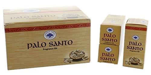 Green Tree Palo Santo - Aceite aromático (10 ml)