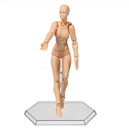 lzn 2.0 Aktion Ample Body Kun Puppe PVC Body-Chan DX Set Action Figur Modell Für SHF 13 cm/13.5 cm