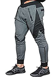 Athletic Activewear Joggers Workout Running Trousers