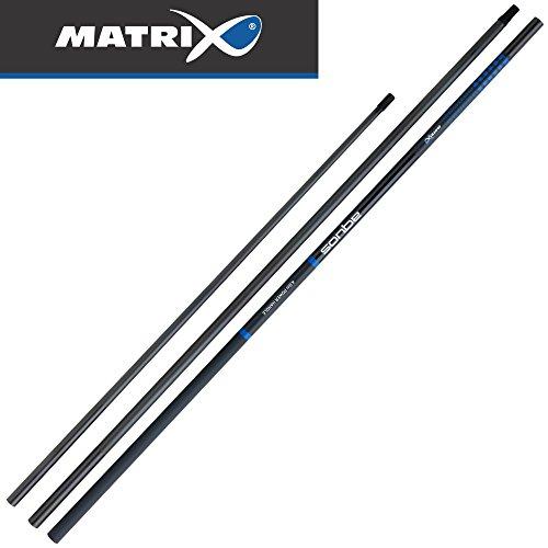Fox Matrix Aquos Power Landing net handle 4m - Kescherstab für Stippkescher, Kescherstange für Unterfangkescher zum Stippen