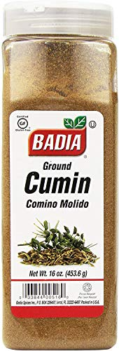 Badia Spices inc Spice, Cumin Seed Ground, 16-Ounce