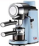 Allamp Máquina de café, café Express de la máquina Italia 5 Bar de Alta presión de Vapor Semi-automática Cafetera Burbuja Leche cafetera, for Ministerio Hotle