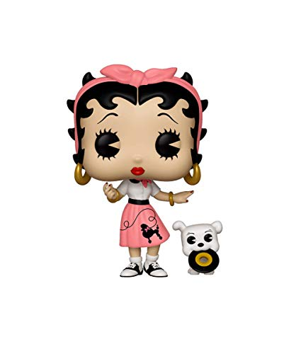 Horror-Shop Betty Boop & Pudgy Sock Hop Funko Pop!