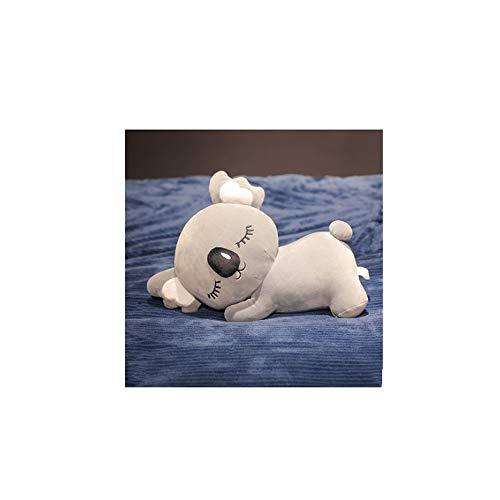 Poooc Super cute dormire Koala Stuffed Animals molle del fumetto Koala peluche Giocattoli Simulazione Koala Kawaii Bambola di pezza letto divano cuscino del pelo del cuscino della decorazione della ca