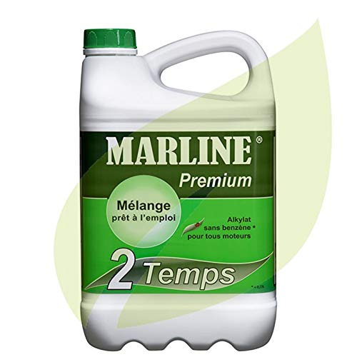 Kraftstoff alkylate Marline Premium für Motor 2Zeit 5Liter Kanister