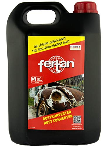 Fertan Rostumwandler 5000ml = 5l